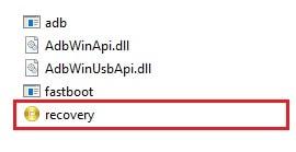 rename twrp file