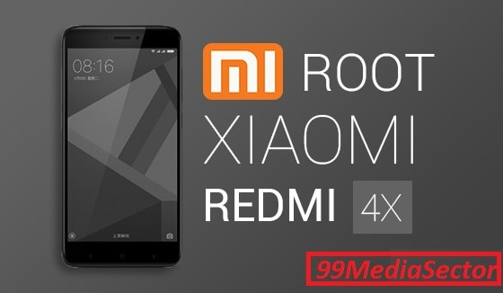 root redmi 4x