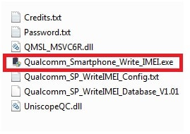 How To Flash IMEI On Qualcomm Smartphone Using Qualcomm IMEI