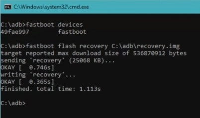 oneplus5 twrp recovery