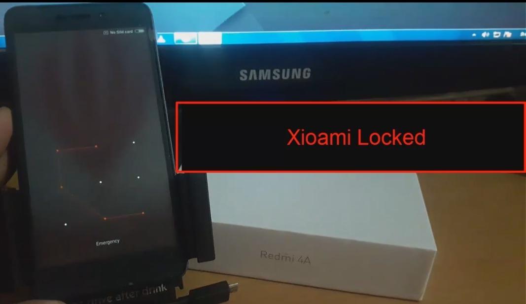 Unlock Redmi 4/ Redmi 4A / Redmi 4X [Hard Factory Reset On