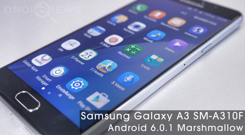 Root Samsung Galaxy A3 SM-A310F