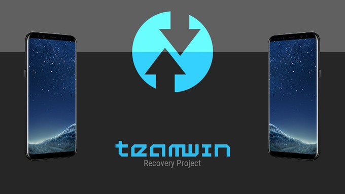 Download Samsung S8 TWRP File