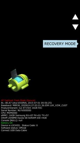 Enable USB Debugging in Locked Motorola devices Using UMT Tool