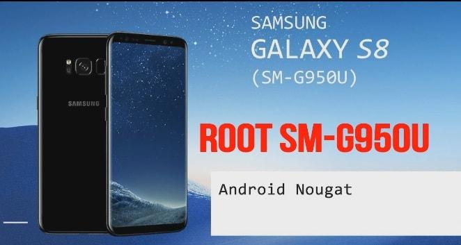 Root Samsung S8 Sprint SM-G950U
