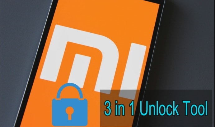 MI ACCOUNT UNLOCKER 3in1 - Mi Account Unlock tool RAR