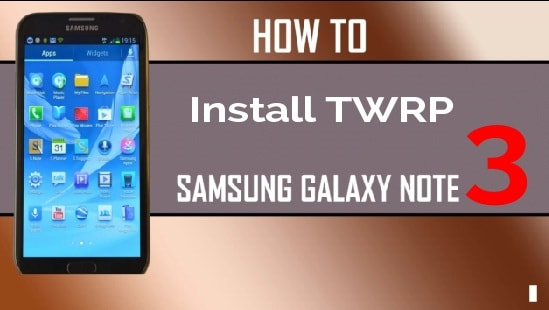 download twrp recovery for infinix note 3 pro