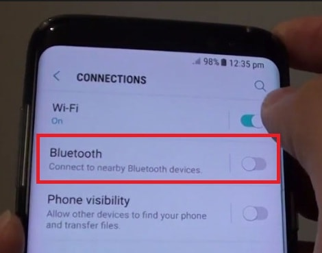 How To Fix Samsung Galaxy S8 Bluetooth Issue? - 99Media Sector