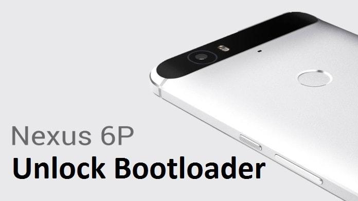 Unlock Bootloader Nexus 6P
