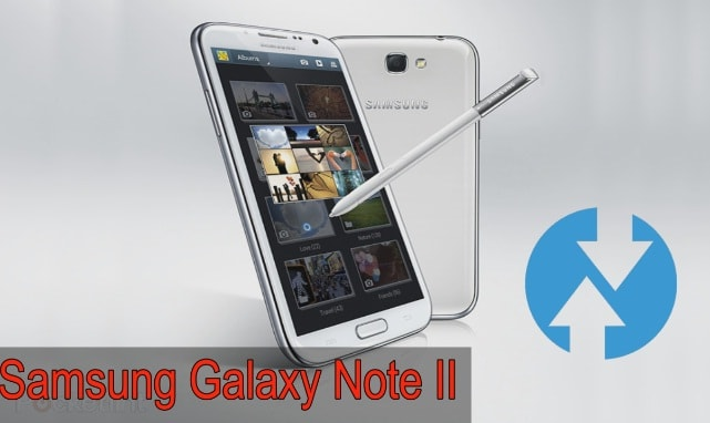 Install TWRP Recovery On Samsung Galaxy Note 2