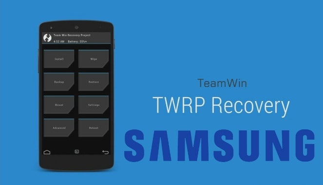 samsung twrp recovery