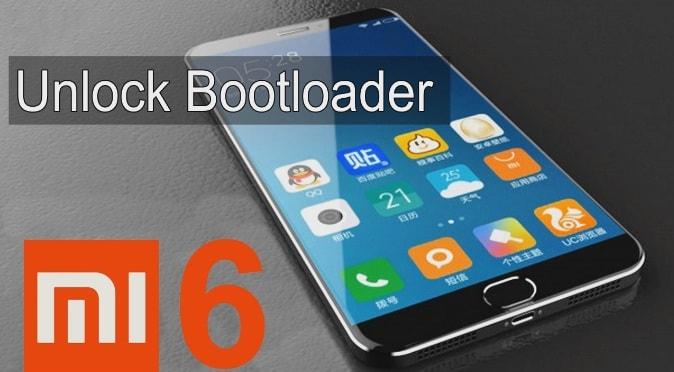 Unlock Xiaomi Mi 6 Bootloader