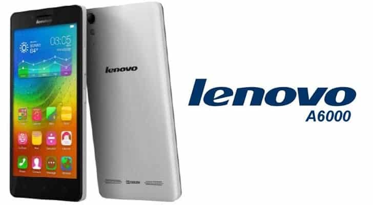 flash Lenovo 6000L