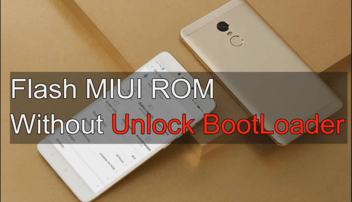 flash any Xiaomi device without unlocking bootloader