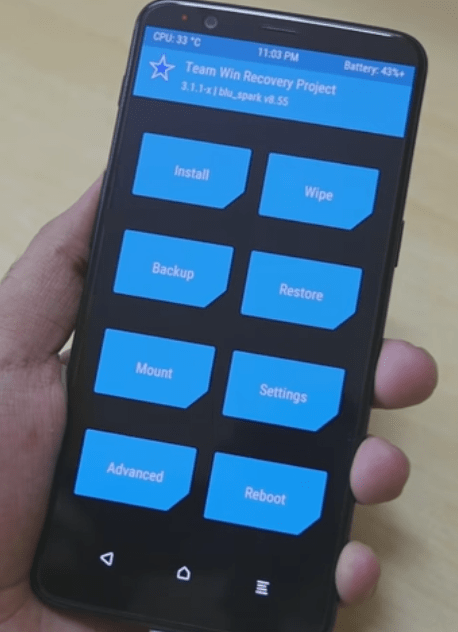 How To Install Twrp Recovery On Redmi Note 5 Pro [Whyred] - 99Media