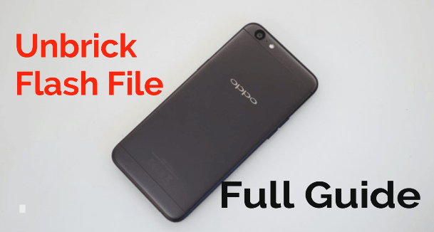Oppo A57 Flash File