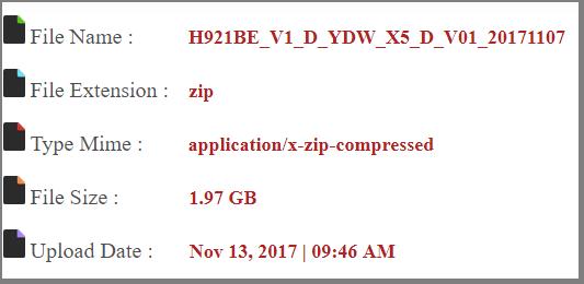 YDW U52 firmware