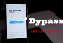Bypass Mi Cloud account