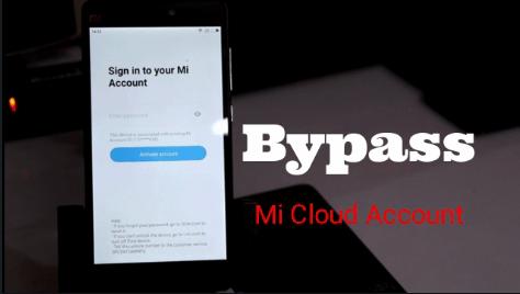 Bypass Mi Cloud account