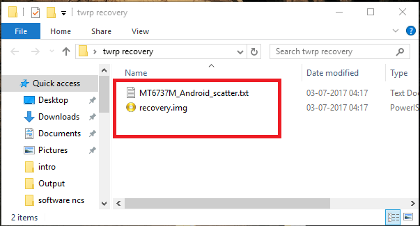 mtk twrp recovery file