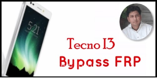 tecno i3 frp bypass