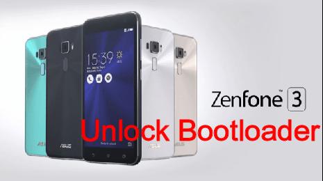 Unlock Bootloader On Asus Zenfone 3