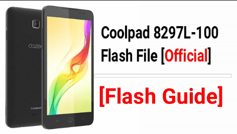 Coolpad 8297L-100 flash file Official & Tool [Firmware