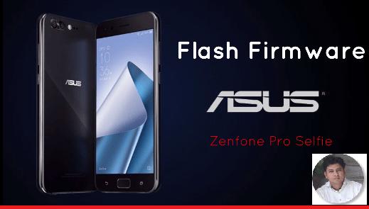 Flash Asus Zenfone 4 Selfie Pro