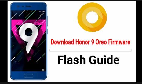 Huawei Honor 9 Oreo 8.0 Firmware