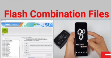Bypass Samsung FRP Using Combination Files