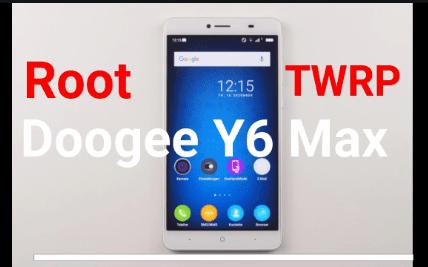 Root Doogee Y6 Max