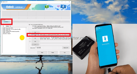 How TO Bypass Samsung FRP Using Combination Files [Guide
