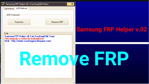 Bypass Samsung FRP Using Samsung FRP Helper v0 2 - 99Media Sector
