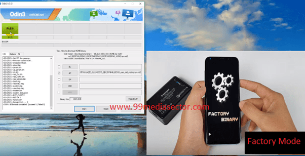 samsung galaxy s8 plus combination file frp bypass