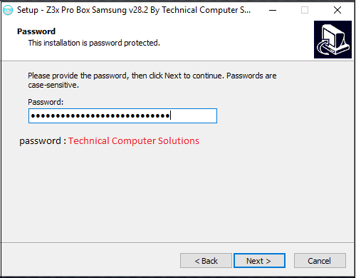 Download Z3X Samsung Tool Pro 28.2 With password