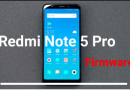Flash Official Firmware On Redmi Note 5 Pro MIUI9 [Unbrick Redmi Note 5 Pro]
