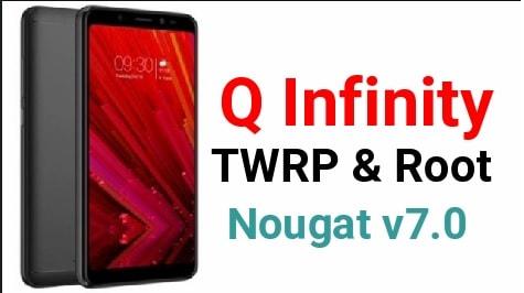 Root Q Infinity