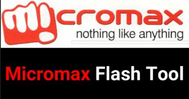 Micromax Flash Tool