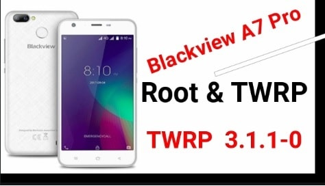 Root BlackView A7 Pro