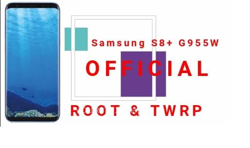 Root Samsung Galaxy S8 Plus SM-G955W
