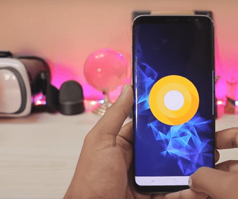 Install Android Oreo On Samsung Galaxy S8 and S8+