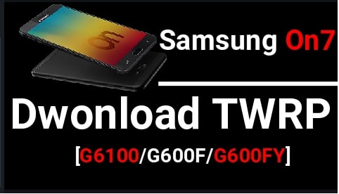 Samsung Galaxy On7 TWRP Recovery