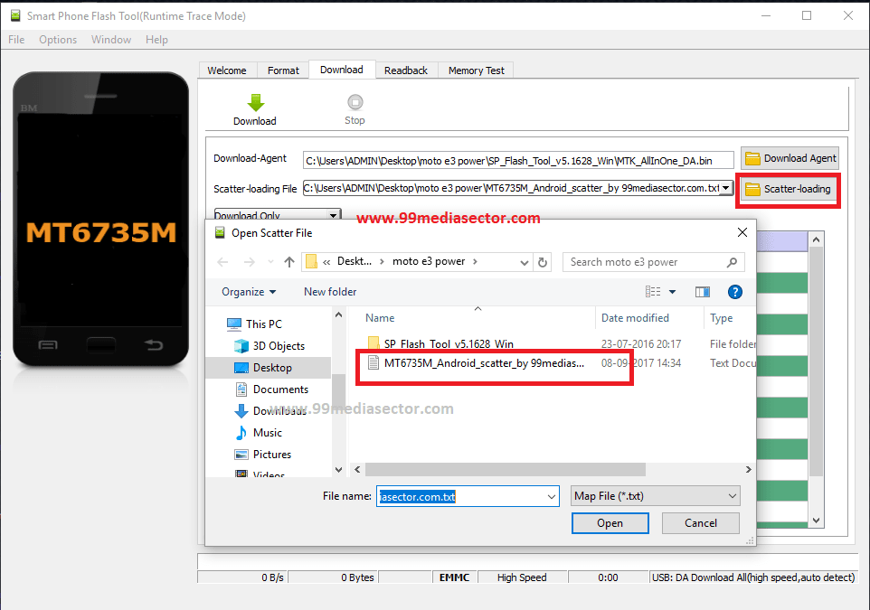 Remove Micromax Q440 FRP Lock Using Tool [Micromax Q440 FRP