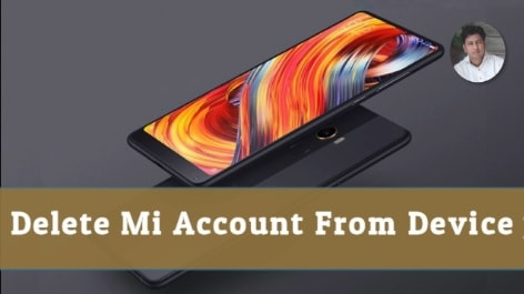 Method To Delete Mi Account | Remove Mi Cloud Account From