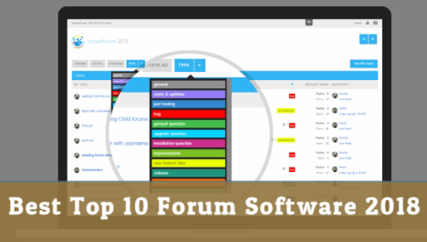 Best Forum Software 2018 Free