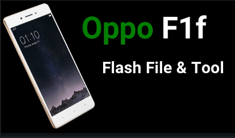 Flash Stock ROM On Oppo F1f