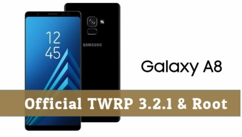 Root Samsung Galaxy A8 [2018]