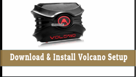 Install Volcano Box Setup On Windows