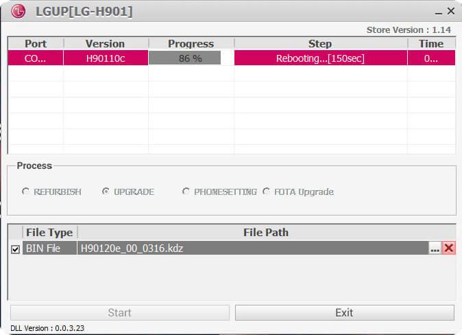 Download LG Flash Tool Free TO Flash KDZ and TOT Firmware On LG