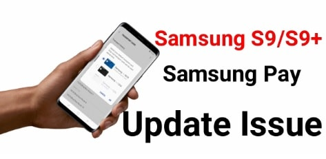Samsung Pay Not Working On Galaxy S9